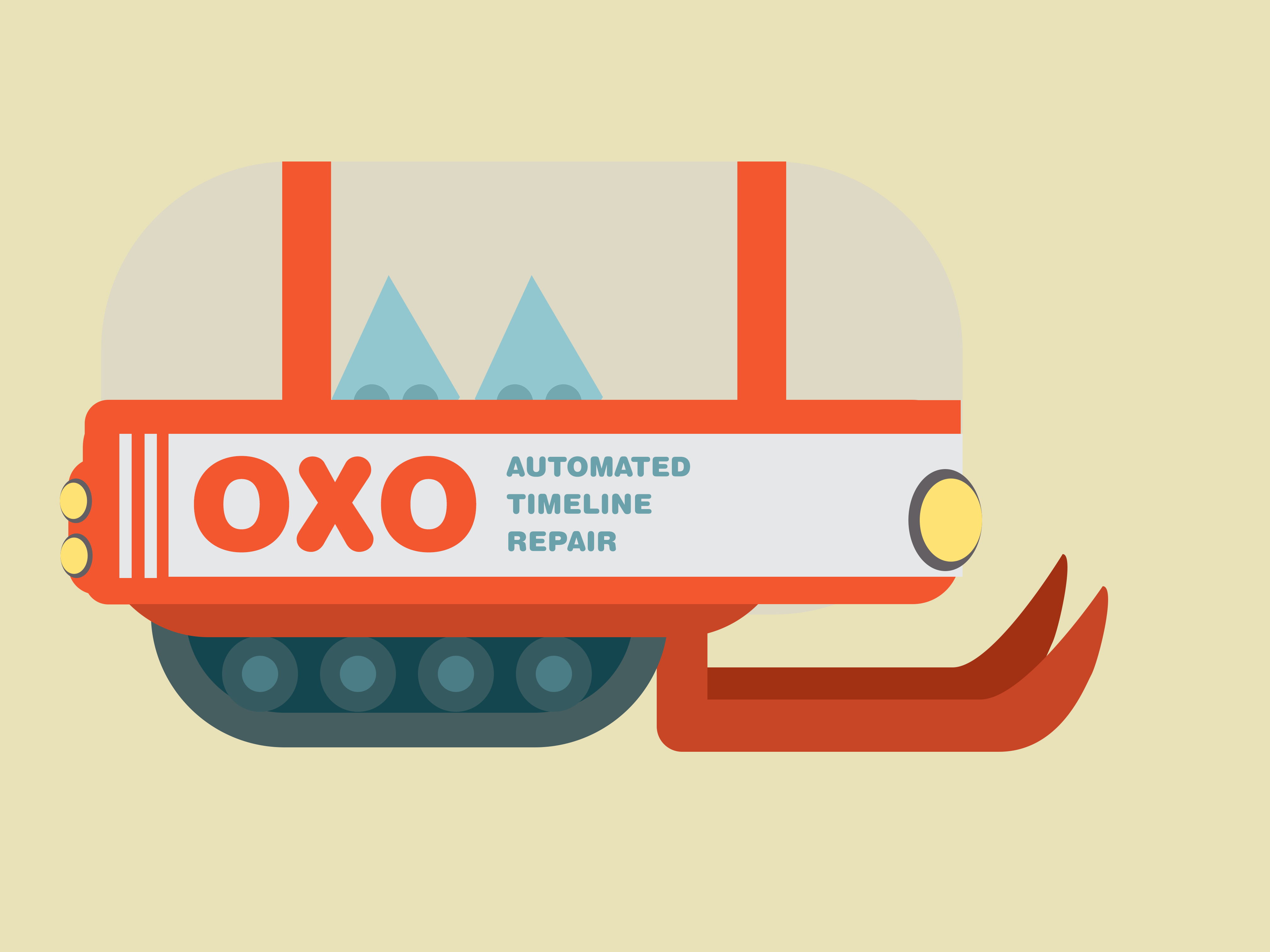 First draft of OXO's vehicle